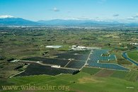 The Torreiles solar plant in France, for which Juwi Solar was the EPC contractor
